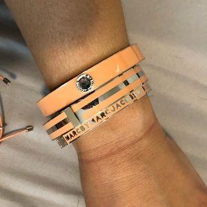 Marc Jacobs bracelet set